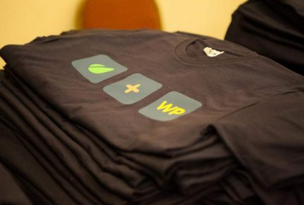 event tshirt for