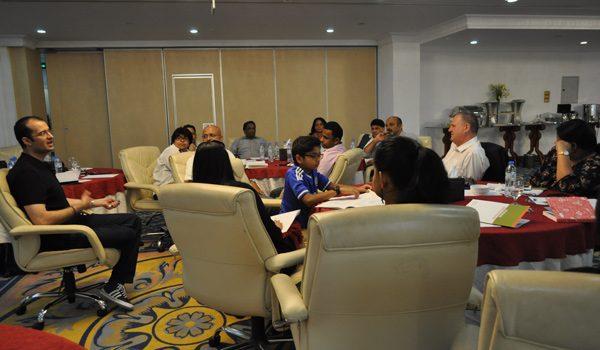 NeuroSemantics training in india